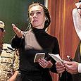 Что надела Мария Захарова на приём у саудовского короля?