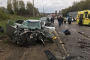 Появились подробности ДТП в Калужской области, 12-летняя девочка госпитализирована в реанимацию