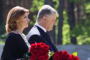 Порошенко пожелал Зеленскому удачи на новом посту