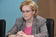 Скворцова заявила, что зарплату медработникам подняли во всех регионах страны