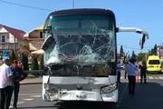В ДТП с двумя экскурсионными автобусами в Сочи пострадали трое детей