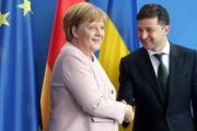 Зеленский признался, почему не стал помогать Меркель