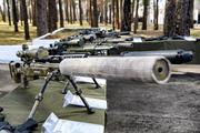 Видео уничтожения снайпера ДНР на окраине Донецка обнародовал волонтер ВСУ