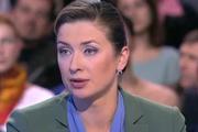 Ведущая телемоста с Украиной рассказала о предполагаемых темах