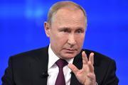 Владимир Путин выступил против введения санкций в отношении Грузии