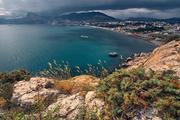 У берегов Крыма затонул прогулочный катер