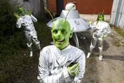 «Сделанный по технологиям пришельцев российский НЛО» разглядел над Украиной уфолог