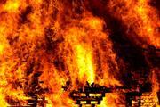 При пожаре на востоке Подмосковья погибли три человека