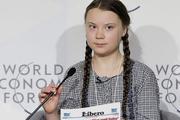 Грета Тунберг изменила информацию о себе в Twitter после слов Путина о ней