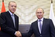 Переговоры Путина и Эрдогана в Сочи продолжились более шести часов