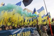 Вероятный сценарий начала гражданской войны на Украине озвучил спикер радикалов