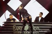 Украинскую певицу назвали «лучшей российской артисткой»