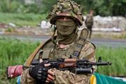 Украинские радикалы атаковали позиции ВСУ и ЛНР из спрятанного в схронах оружия