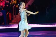 15-летняя Анна Щербакова  лидирует  после короткой программы  Гран-при Китая