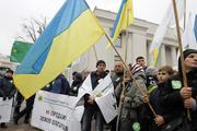 Обнародован возможный сценарий распада Украины на части по примеру Югославии