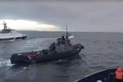 Помощник Зеленского объявил о завершении получения кораблей, задержанных в Керченском проливе