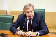 Пушков отреагировал на заявление Зеленского по срокам возвращения Донбасса