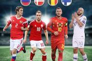 Определены  соперники сборной России по группе  B на Евро-2020