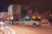 В Белгороде взорвался газ. Обрушилась стена жилого дома. Из  под завалов достают пострадавших