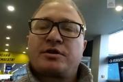 Корреспондента НТВ не пустили на Украину