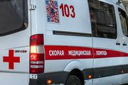 На Урале в ходе падения 16-тонной платформы из грузовика погиб человек