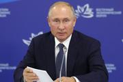 Путин обсудил вопросы демографии в Зауралье