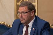 В Совфеде оценили возбуждение на Украине уголовного дела после запуска поездов в Крым