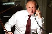 Путин по телефону поблагодарил Трампа