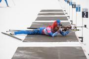 Назван  состав  сборной России по биатлону на январские этапы Кубка мира и Кубка Международного союза биатлонистов