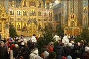 Православные Латвии отмечают Рождество Христово