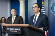Войны не будет: США ужесточили санкции в отношении Ирана