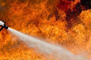 СМИ: пожар вспыхнул в доме на юге Москвы