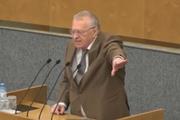 Жириновский призвал сократить гимн и сослался на пенсионеров
