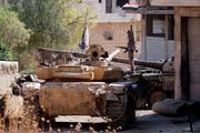 Россия: мирные жители могут бежать из сирийского Идлиба через три новых контрольно-пропускных пункта