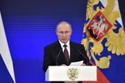 Путин объявил о проведении референдума перед принятием поправок в Конституцию