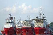 Российское судно столкнулось с другим кораблем в Черном море