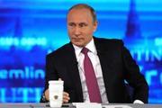 Путин признался, куда бы отправился на машине времени