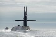 ВС Латвии: у границы республики замечены российские подлодка и корабль