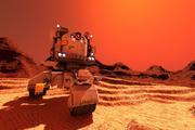 Американский уфолог рассмотрел на Марсе скульптуру крокодила