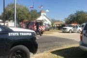 Стрелок из Техаса подвергся трибуналу за нападение на супругу и ребенка