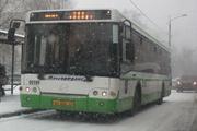 В Москве из автобусов  с «гармошкой» убрали турникеты