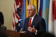 Госсекретарь США обсудил с Лавровым и Чавушоглу ситуацию в Сирии