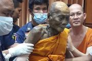 Буддийский монах улыбнулся спустя 2 месяца после смерти