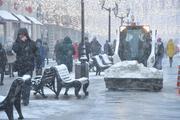 Штормовое предупреждение объявлено в Москве и области