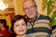Эммануил Виторган, справивший 78-летие, стал отцом в третий раз