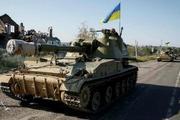 Танки украинских силовиков теперь стоят в детском лагере в Луганской области