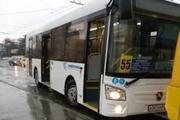 В Симферополе неадекватный водитель  маршрутки ударил пассажирку