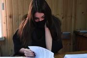 "Пожизненно лишенная прав Мара Багдасарян задержана за рулем ""Мерседеса"""