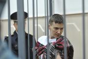 В квартире Надежды Савченко проходит обыск