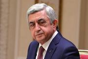 Серж Саргсян назвал условия своей отставки